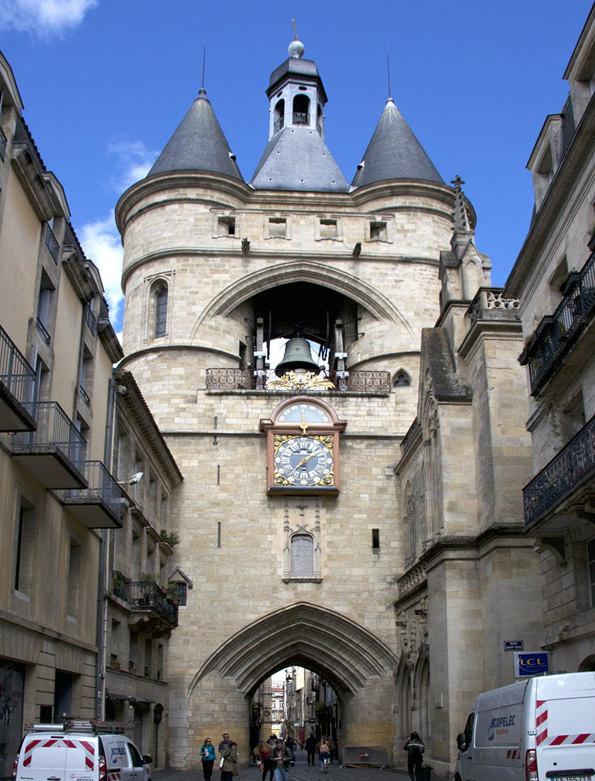 Bordeaux Gros Cloche Gate