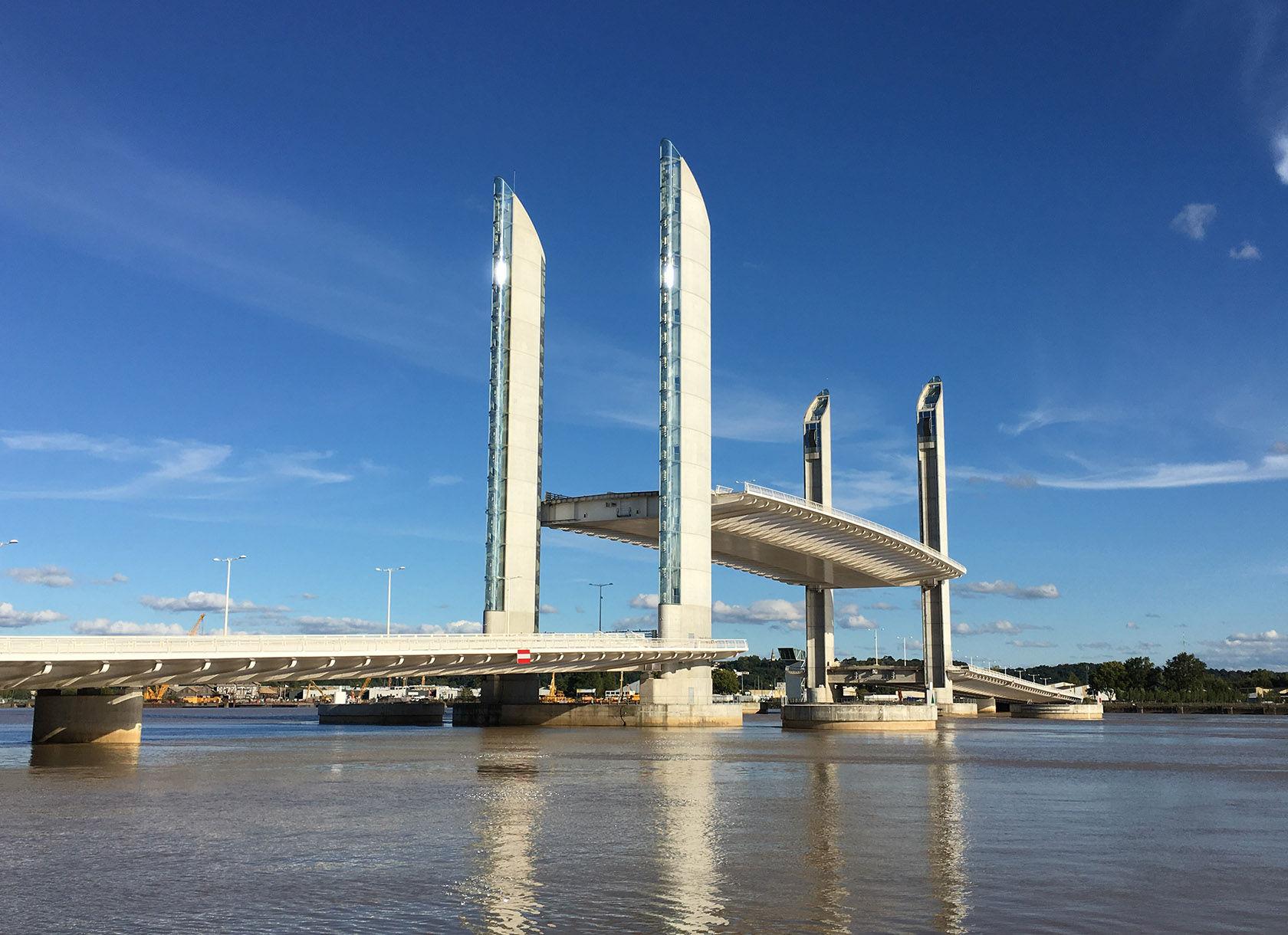 Bordeaux Pont Chaban Delmas